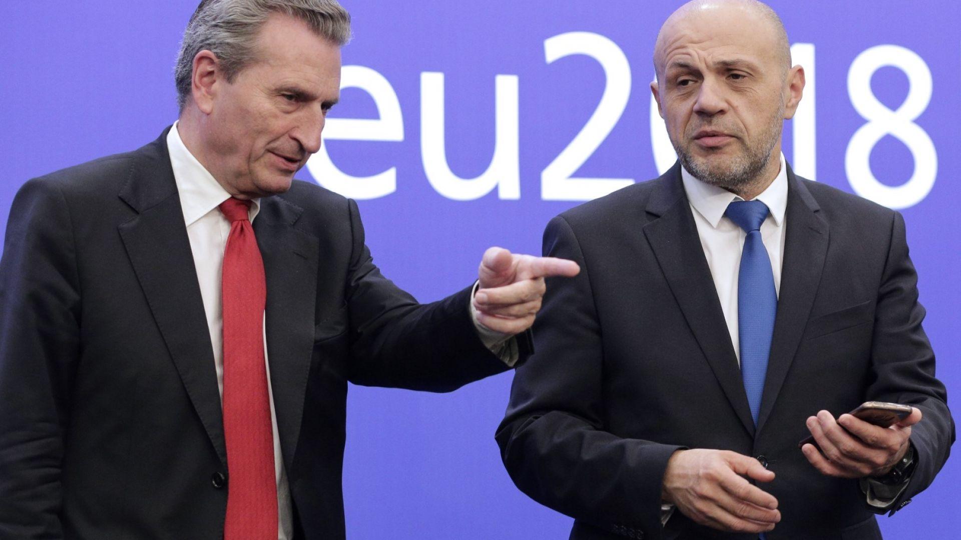 Борисов: Кохезионната политика е най-важна за ЕС