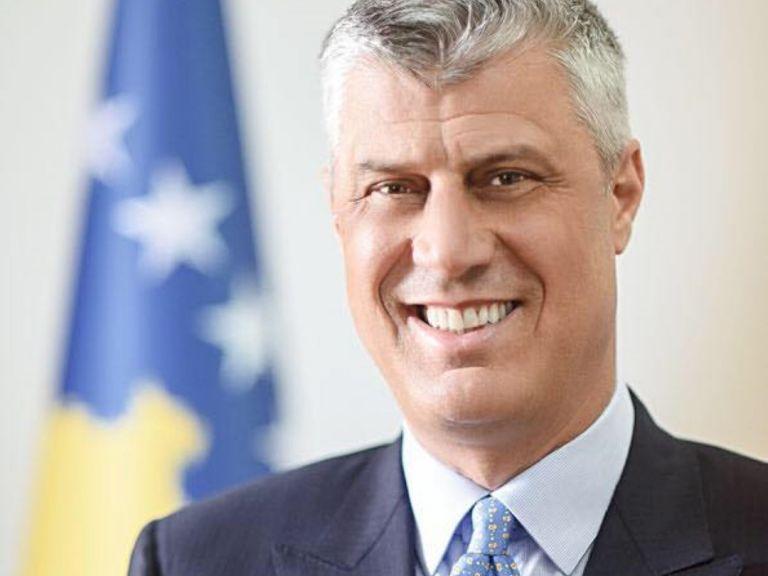 Хашим Тачи радее за единна албанска държава