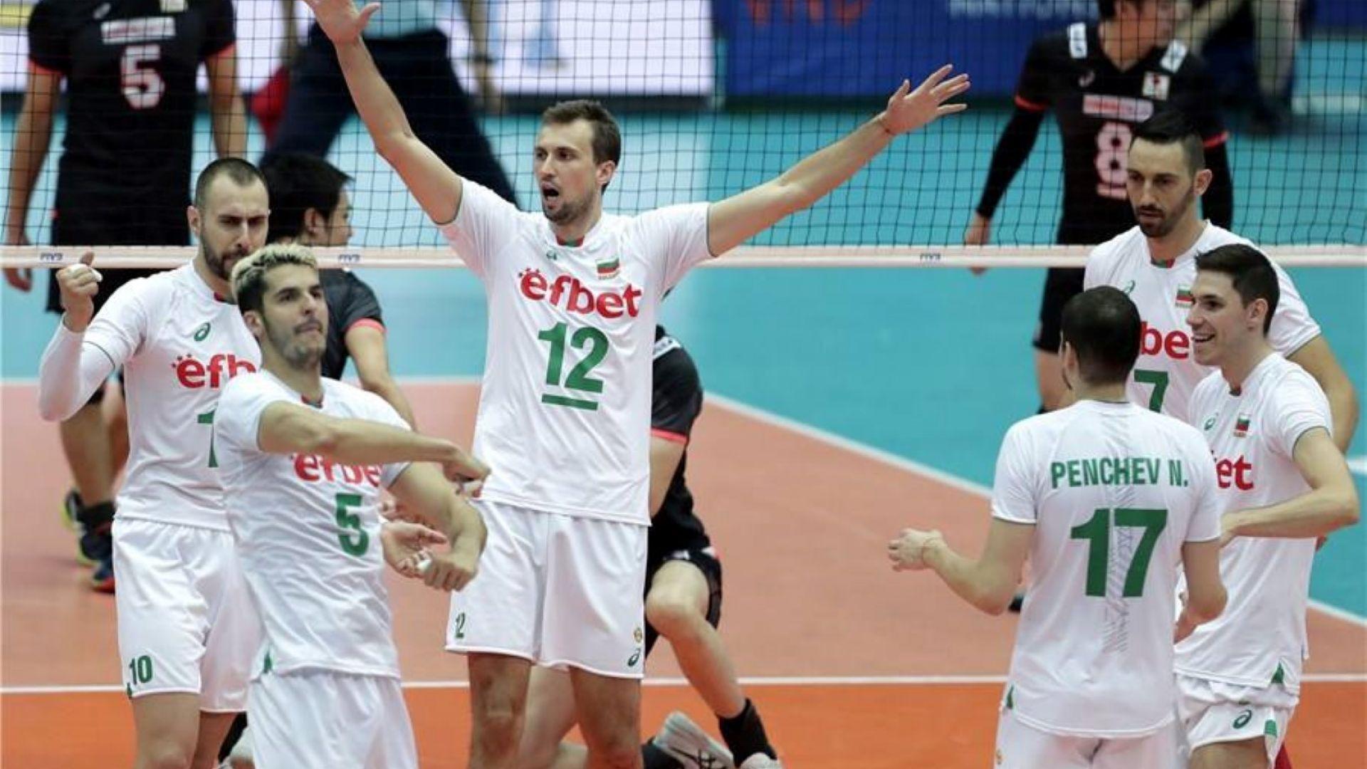 България с убедителна победа в Япония