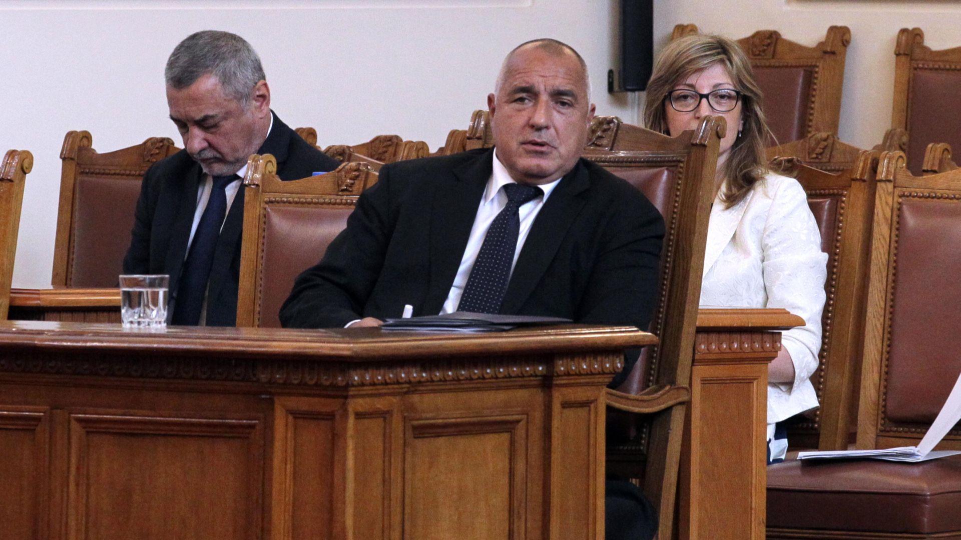 Борисов: Договор за руски газ имаме до 2030 г., сега договорихме нов