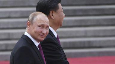 Путин посети Си Цзинпин, ще защитават световния ред