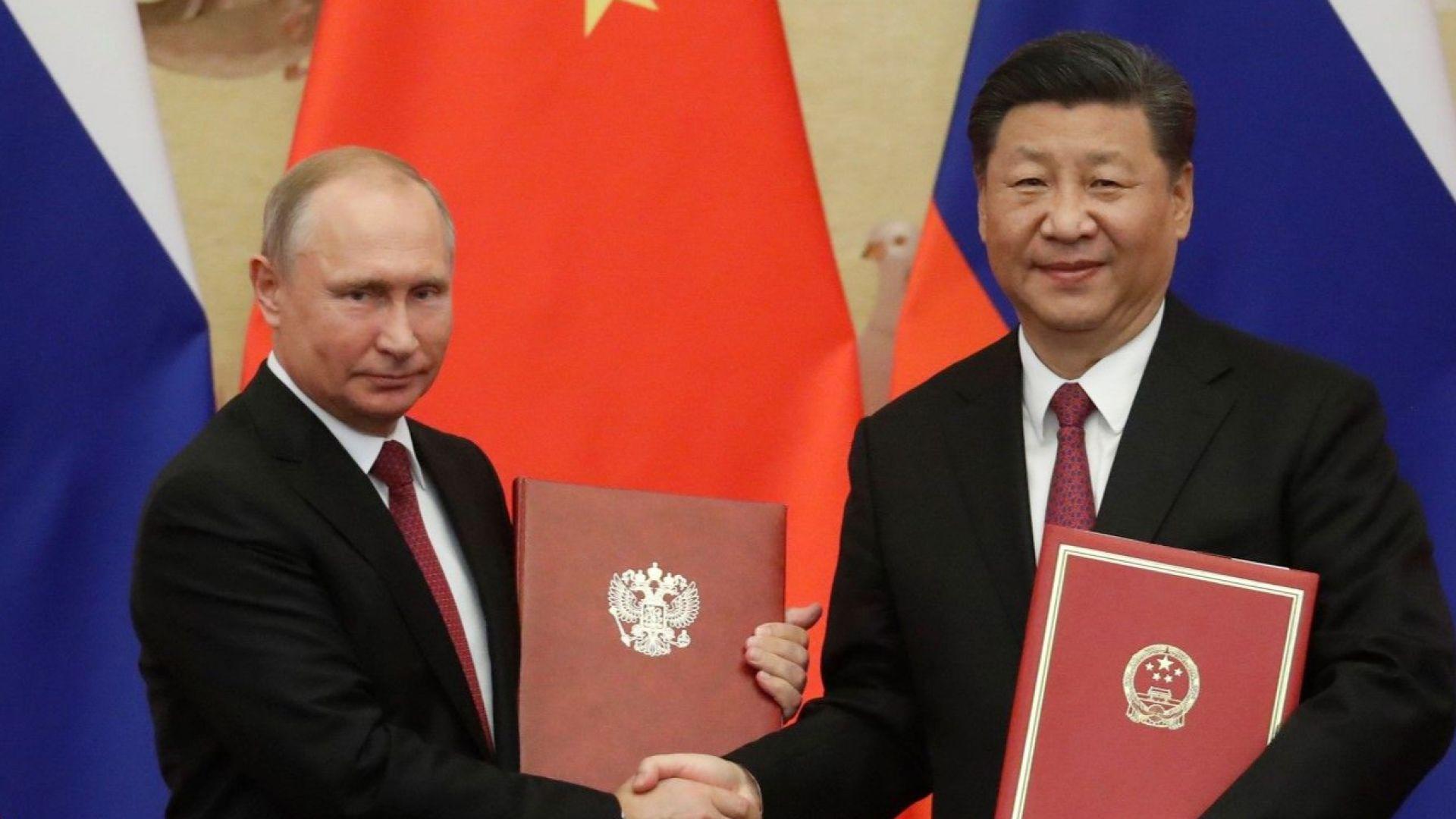 Владимир Путин договори кредит от 8.4 милиарда евро от Китай