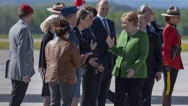 В Г-7 се разделиха да върнат ли Русия в клуба, на нея не й пука