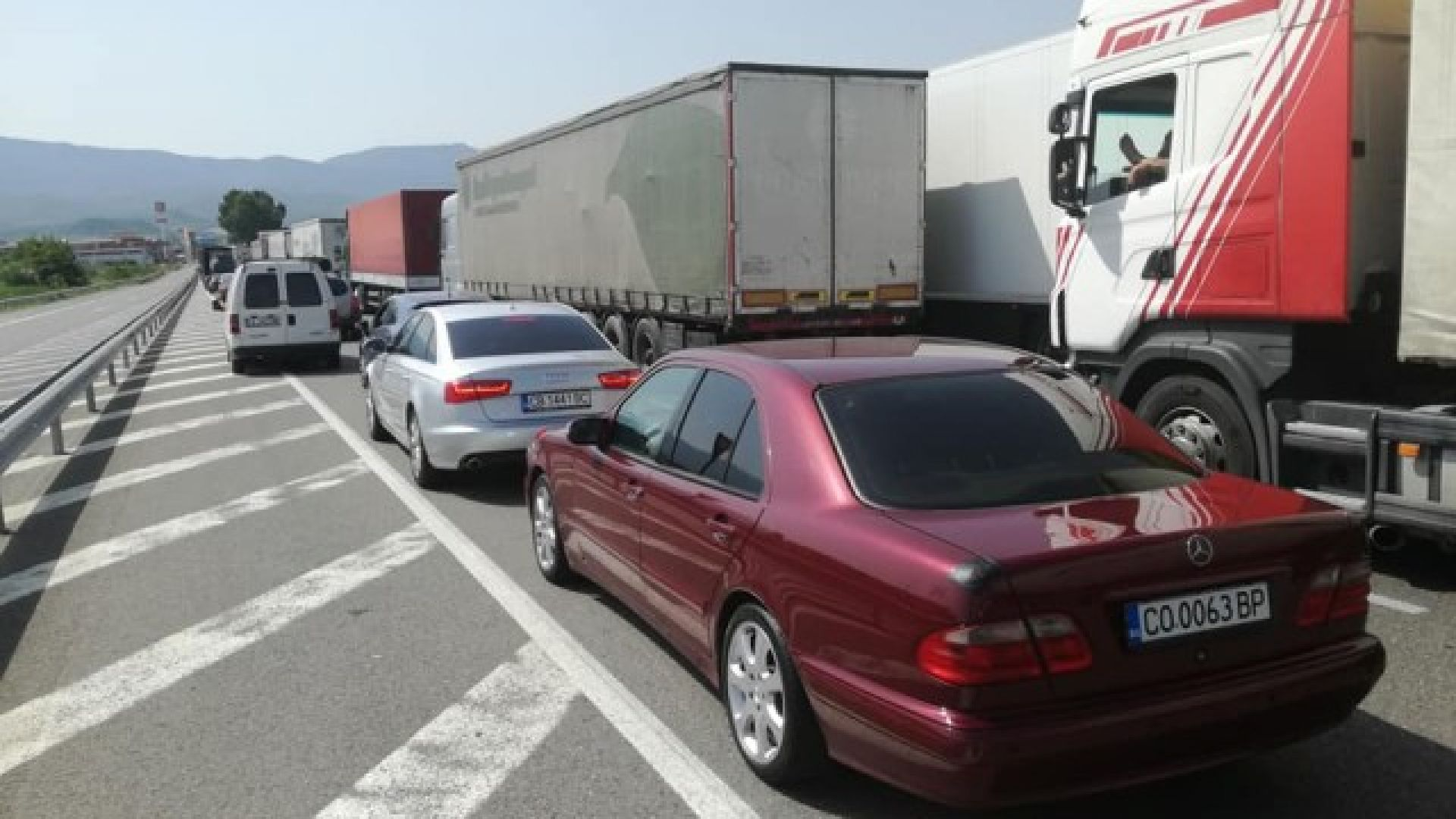 Предупреждават за увеличение на трафика през българо-гръцката граница