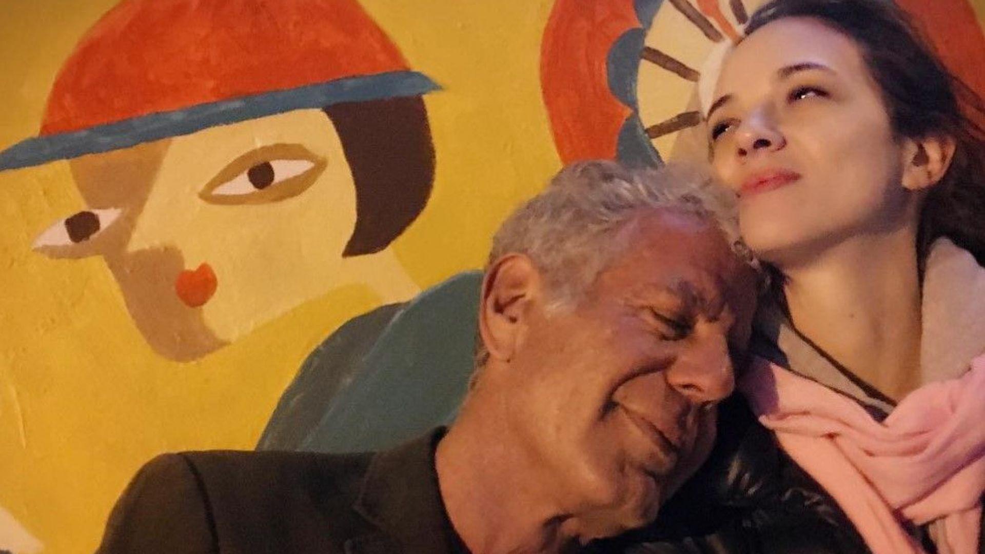Азия Ардженто: Не съм имала връзка с Бенет. Антъни Бурдейн му плати