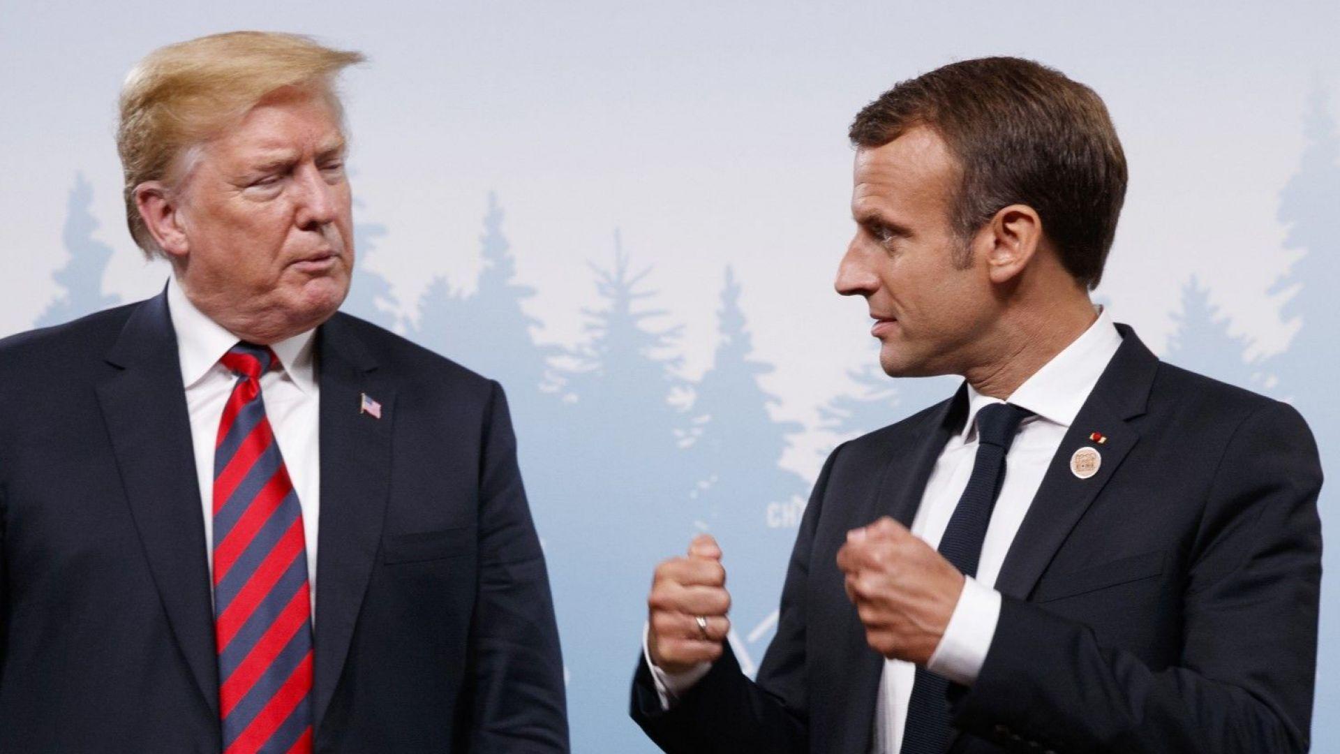 """""""Нещата напредват на тази среща на върха на Г-7"""""""