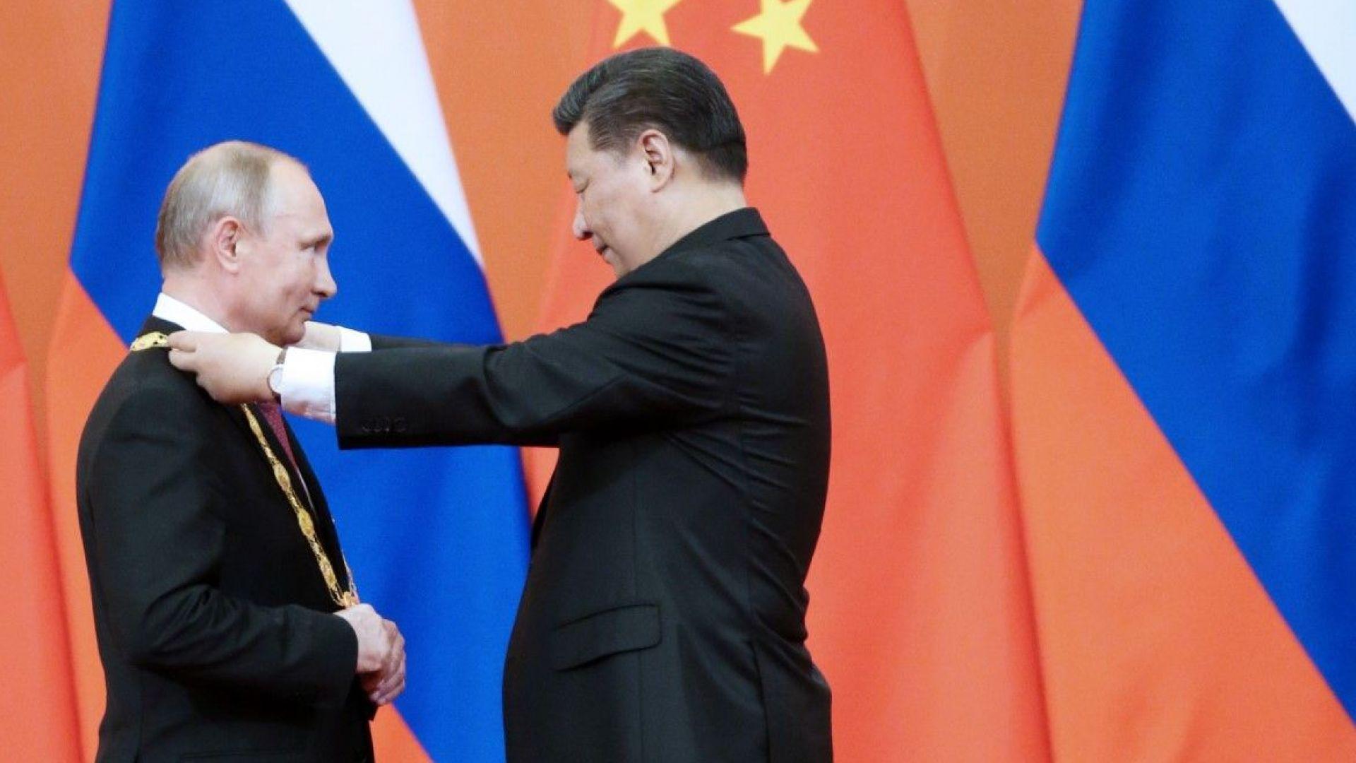 Русия и Китай засилват сътрудничеството си за защита на многополюсния световен ред