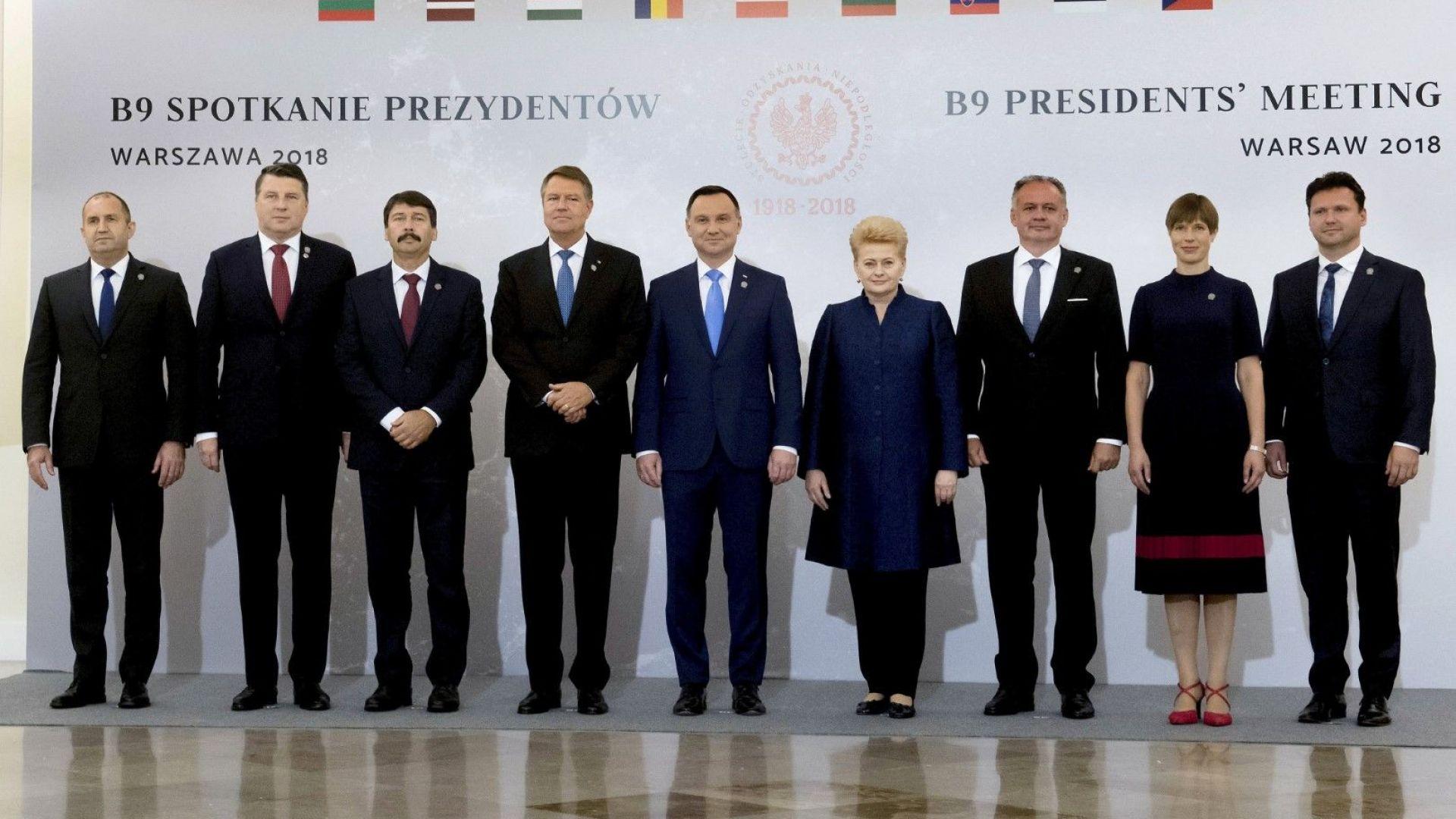 """Заради тероризма и Русия: Източна Европа иска """"повече НАТО"""""""