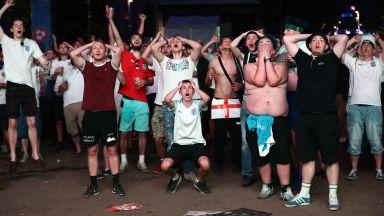 Как да познаем един фен на Англия?