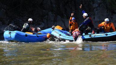 Дете изчезна във водите на Струма край Кресна