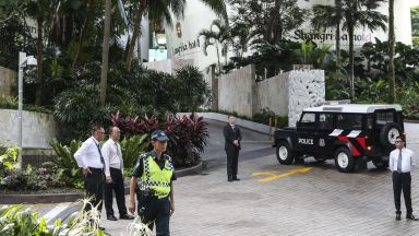 Срещата Тръмп-Ким струва на сингапурските власти 15 млн. долара