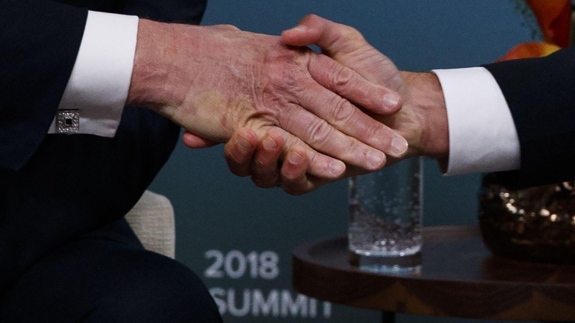 """Тръмп се """"отцепи"""" от Г-7 и разгневи останалите """"големи"""""""
