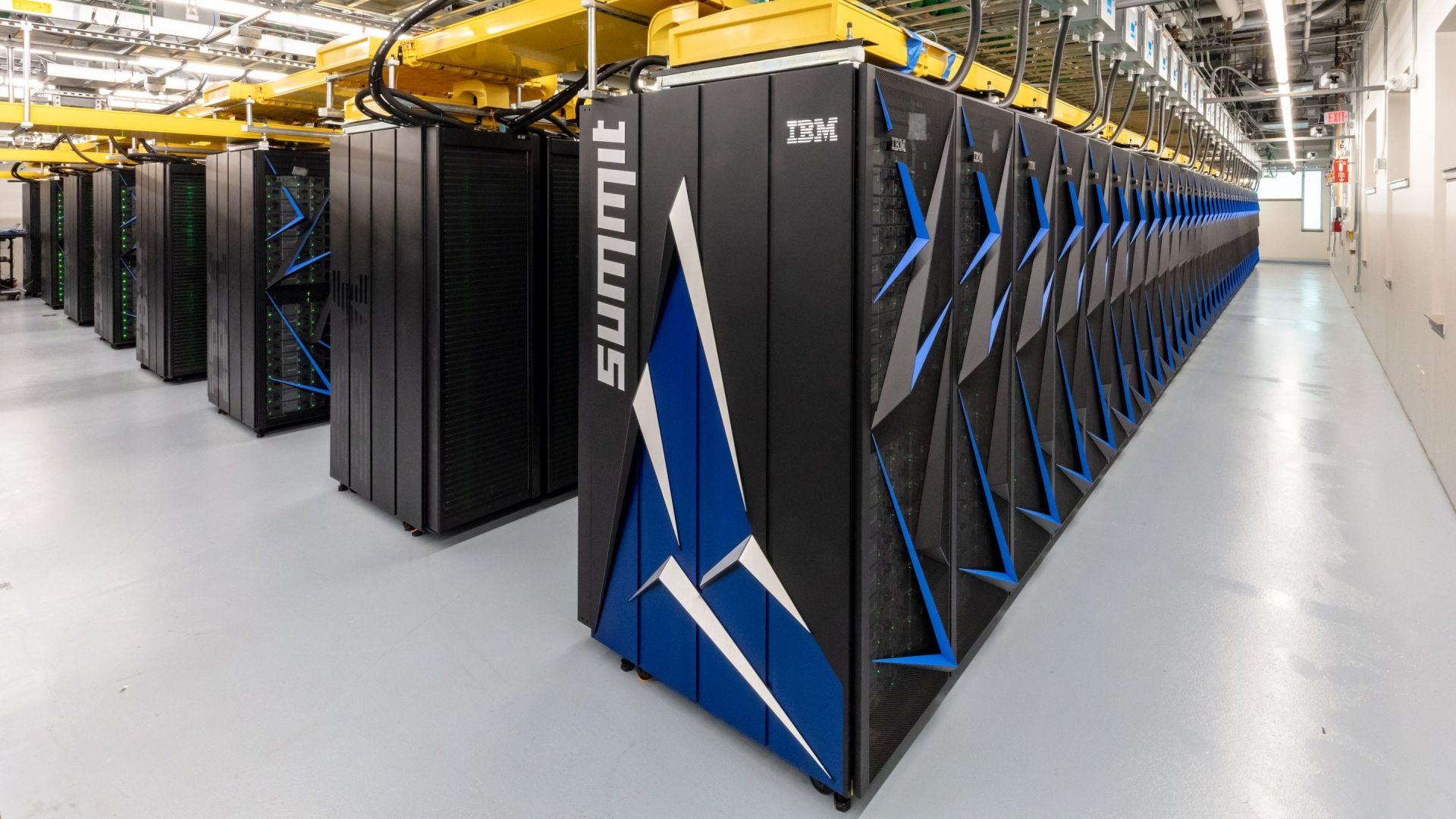 САЩ си връщат лидерството при суперкомпютрите