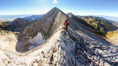 Планински водач падна от ръба на Кончето, спасиха го по чудо