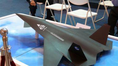 Китай е създал самолет  от 6-то поколение