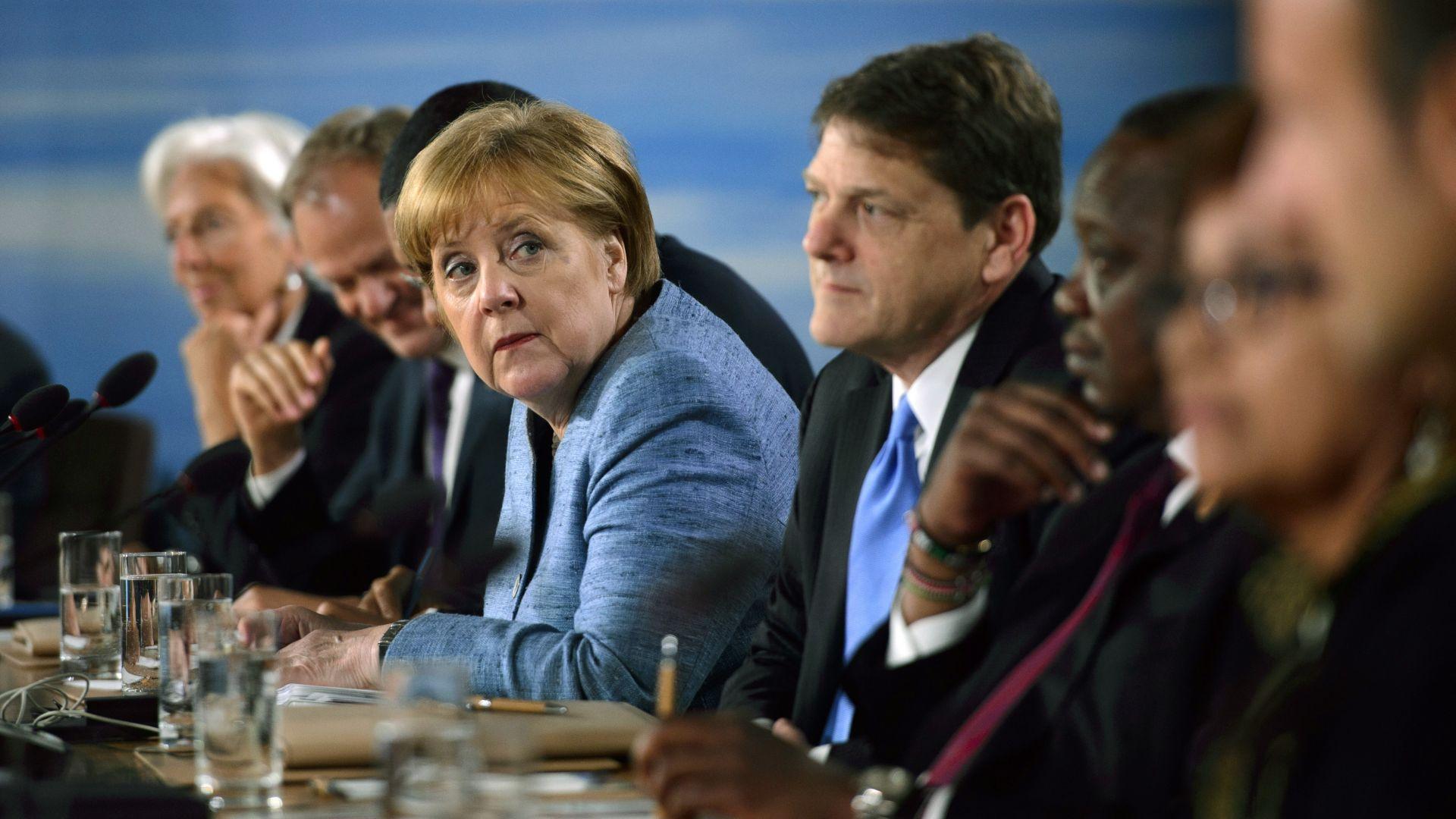 Г-7 трябва да поведе борбата срещу неравенството