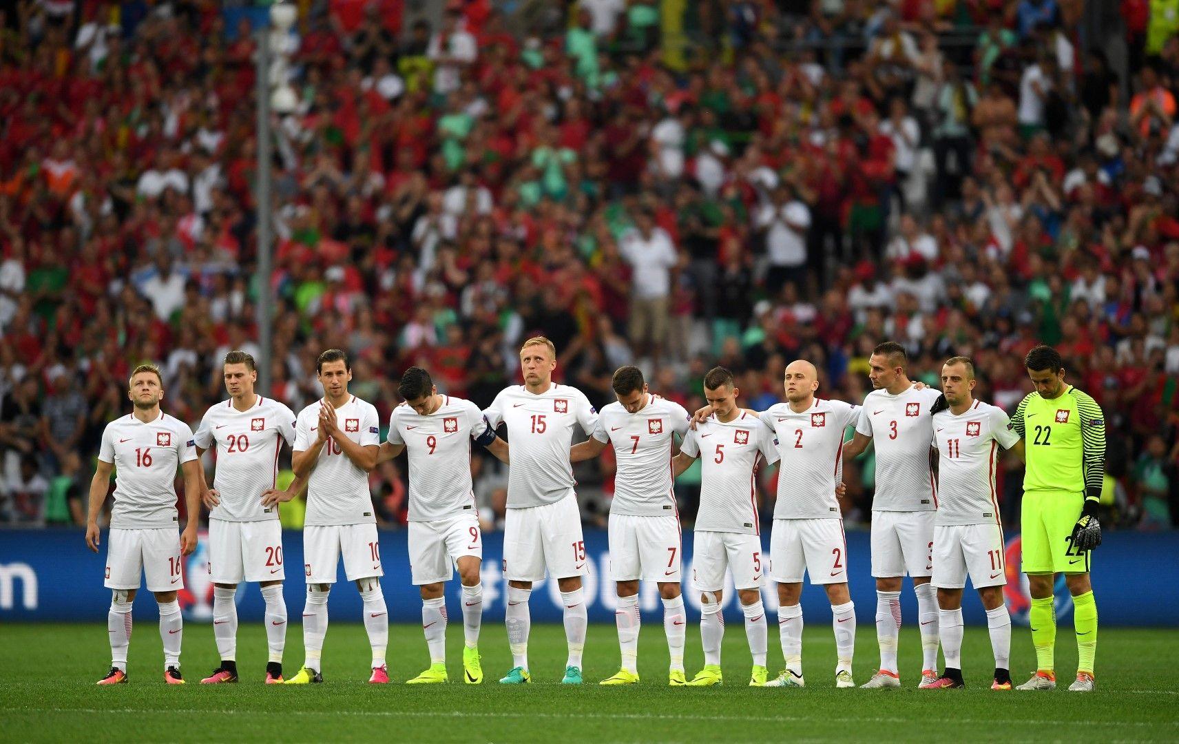 По време на дузпите срещу Португалия на Евро 2016