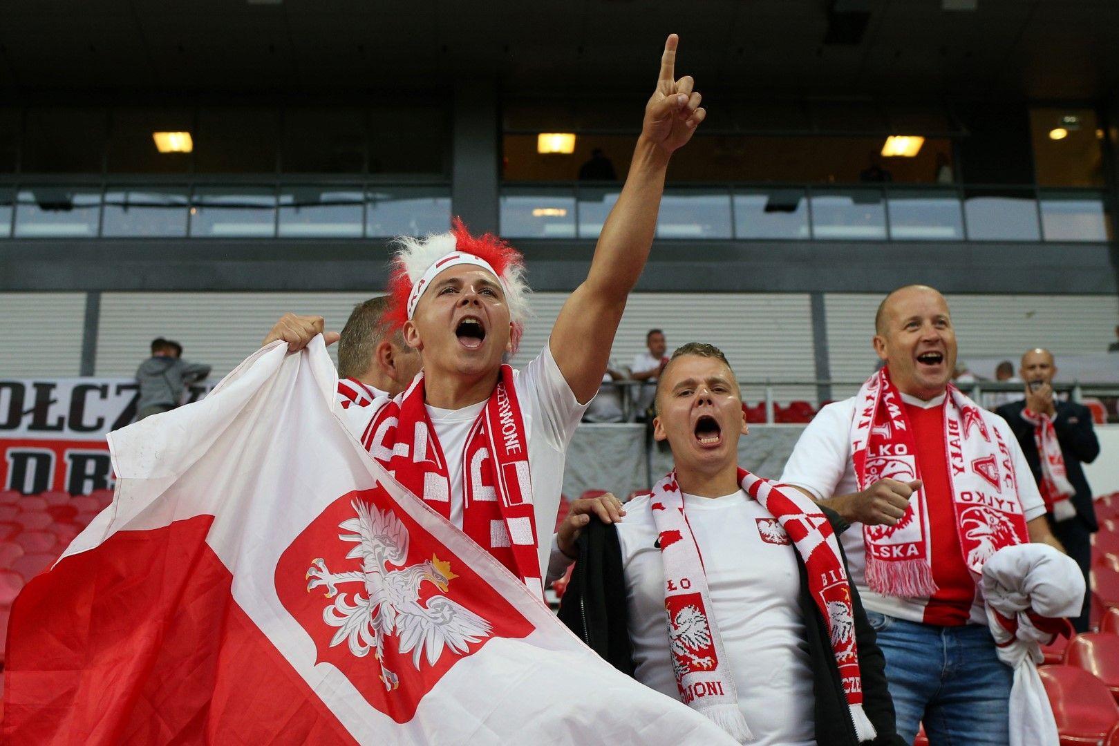 Не е изключено да има сблъсъци между руски и полски фенове на Мондиала