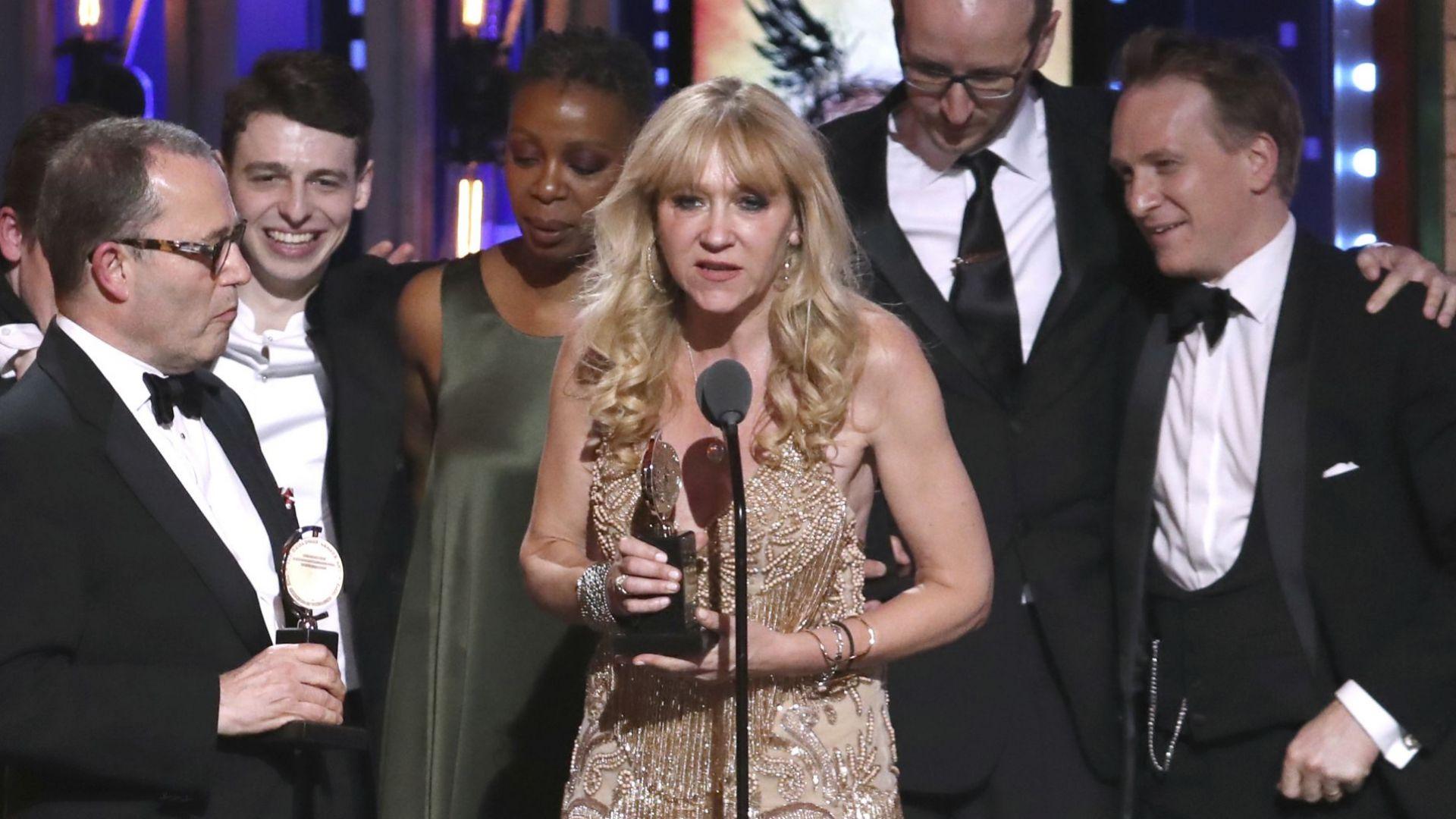 """""""Хари Потър и прокълнатото дете"""" спечели награда """"Тони"""" за най-добра пиеса"""