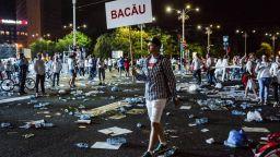 Нови протести в Румъния срещу съдебната им система