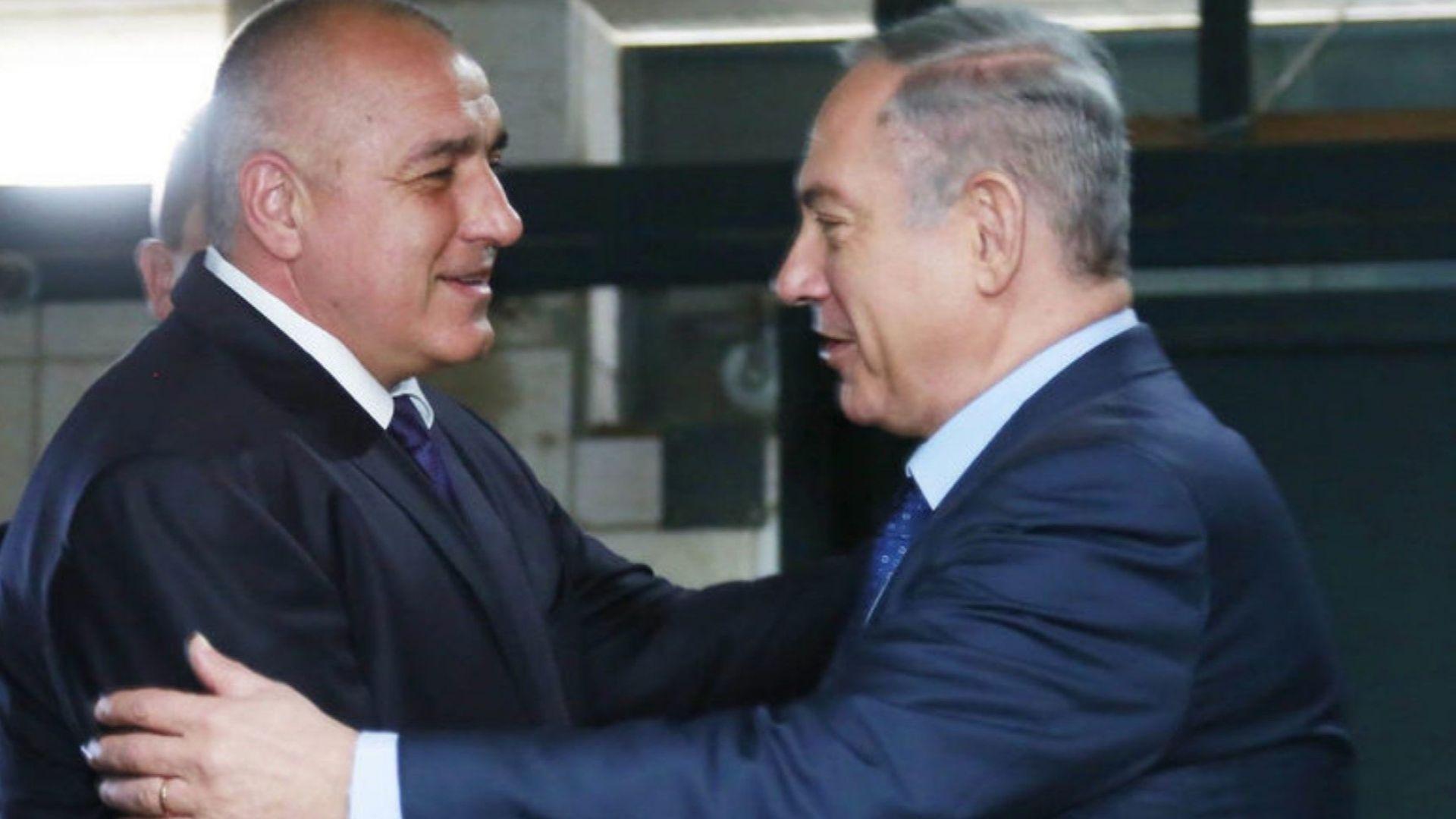 Борисов заминава за Израел и Палестина на рождения си ден