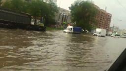 Потоп в Русия (видео)