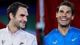 Федерер: Надал вероятно ще приключи като най-великият в историята