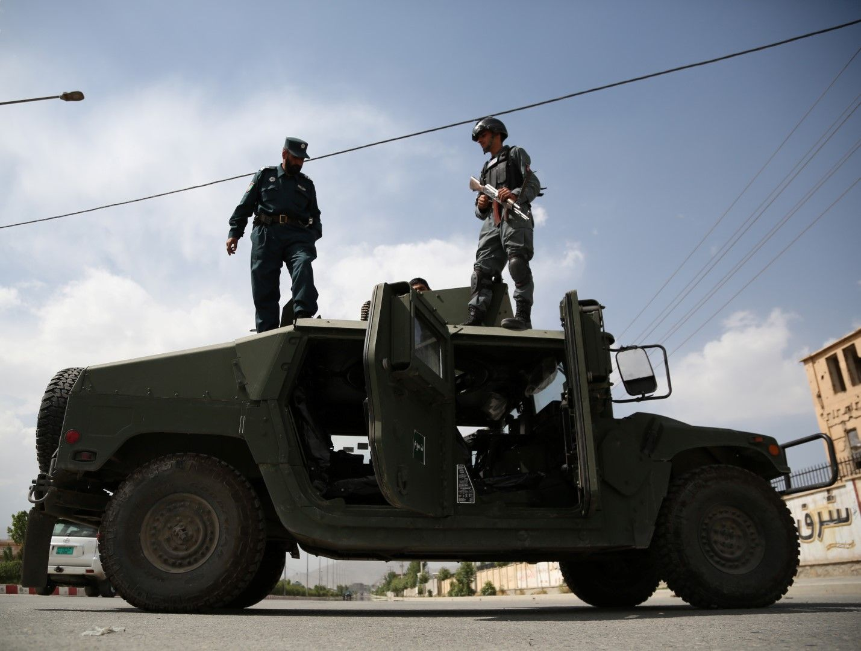 Атентатите са ежеднивие в Афганистан
