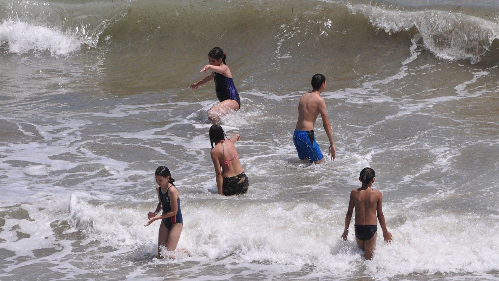 Намериха трупа на удавеното дете в Бургас