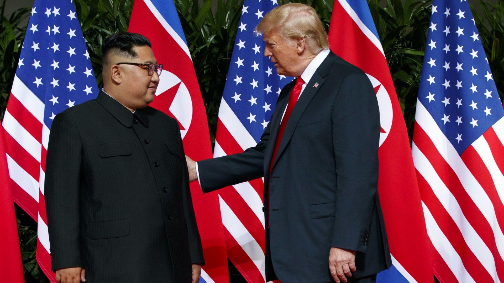 Планира се втората среща между Тръмп и Ким Чен-ун в Ханой