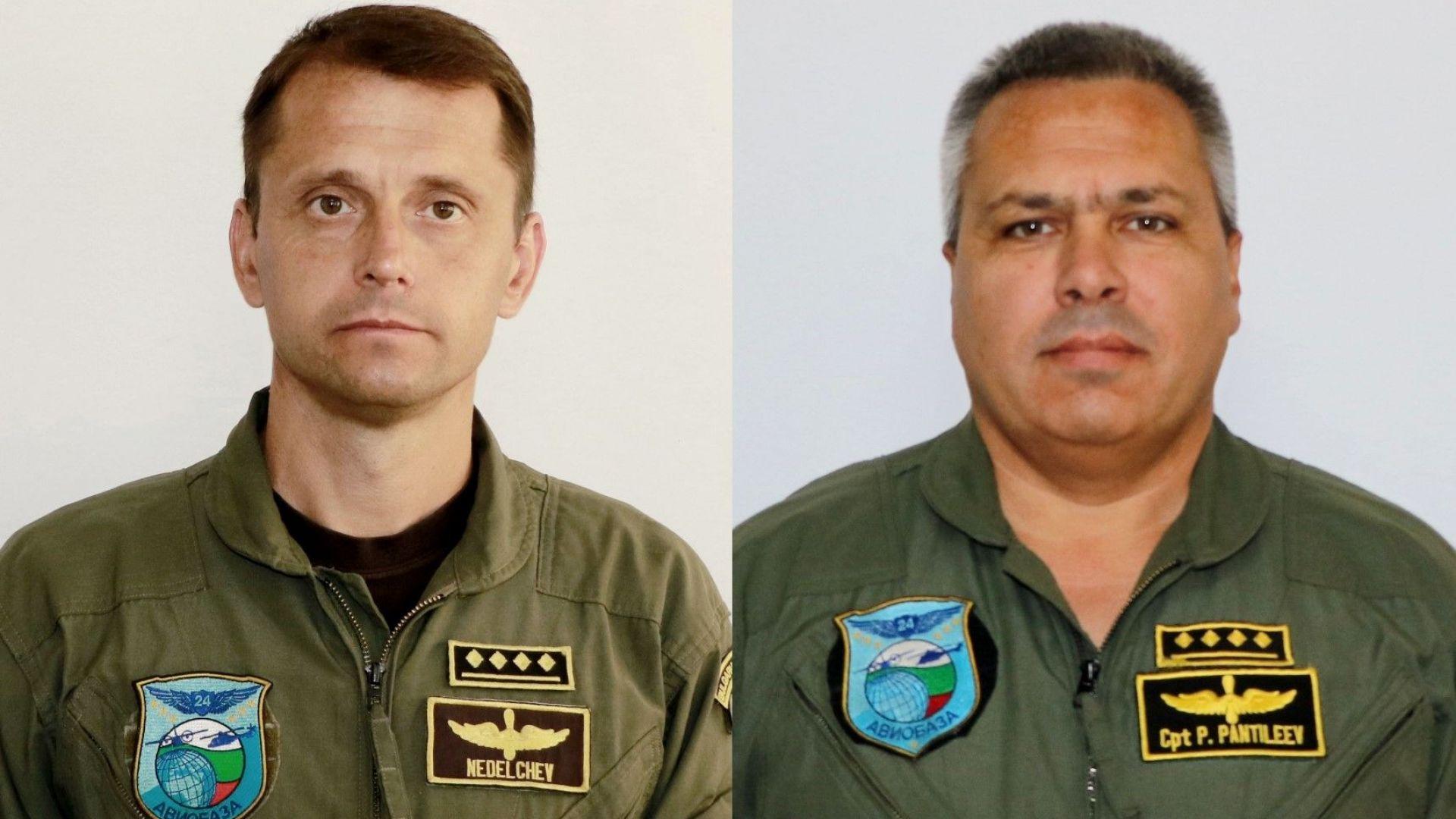 Колеги на загиналите пилоти: Бяха изключително опитни, бяха призвани