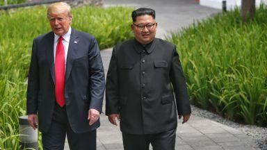 Тръмп и Ким се разбраха за ядрено разоръжаване