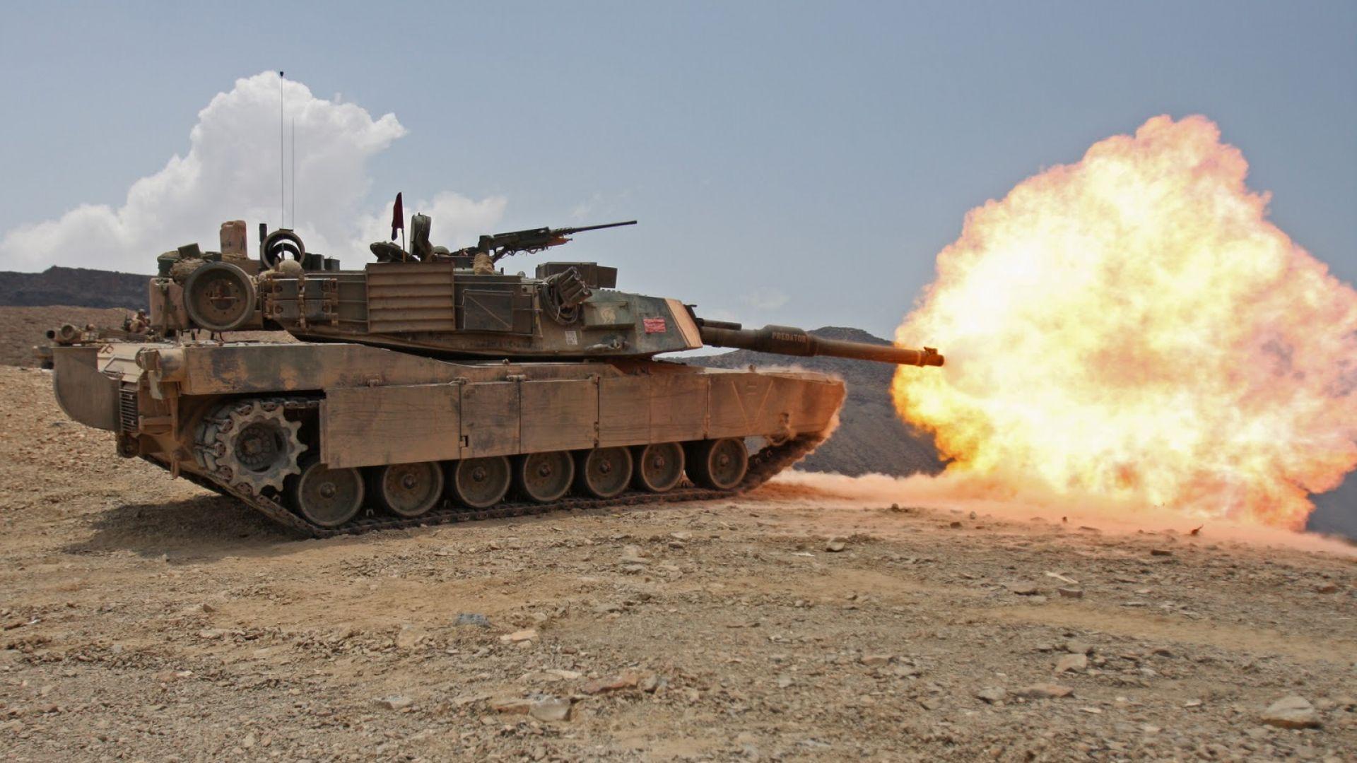 """НАТО прави """"еко"""" бойни танкове със слънчеви панели"""