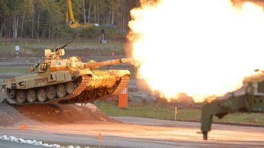 Ирак заменя американските танкове с руски