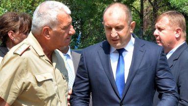 Румен Радев: Да се потърси отговорност от политици, които с решенията си излагат на риск военнослужещи