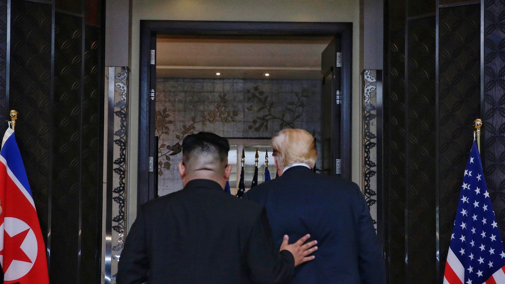 Пхенян ще предава тленни останки на американски войници
