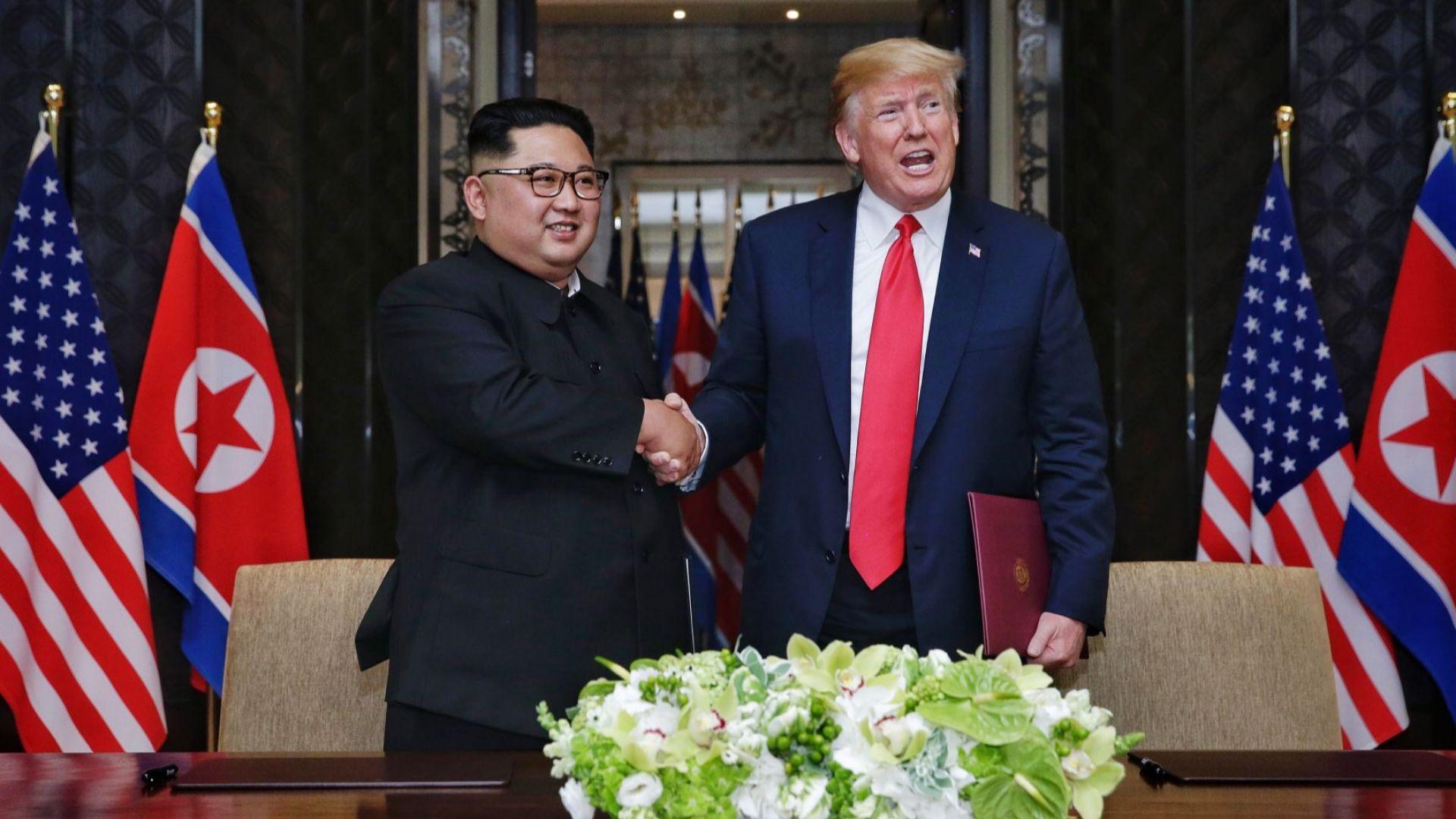 САЩ обвиниха Пхенян, че нарушава санкции на ООН