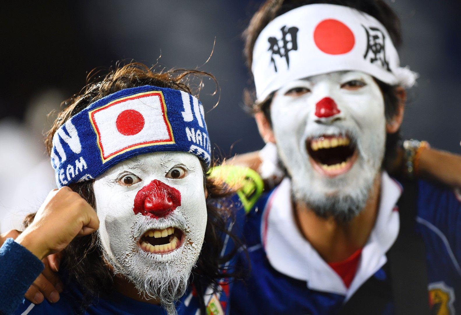 Ексцентричните японски фенове