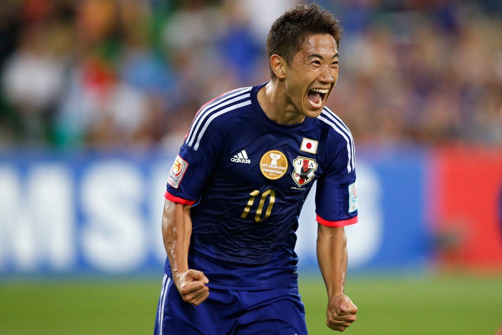 """Шинджи Кагава е бивш играч на """"Юнайтед"""""""