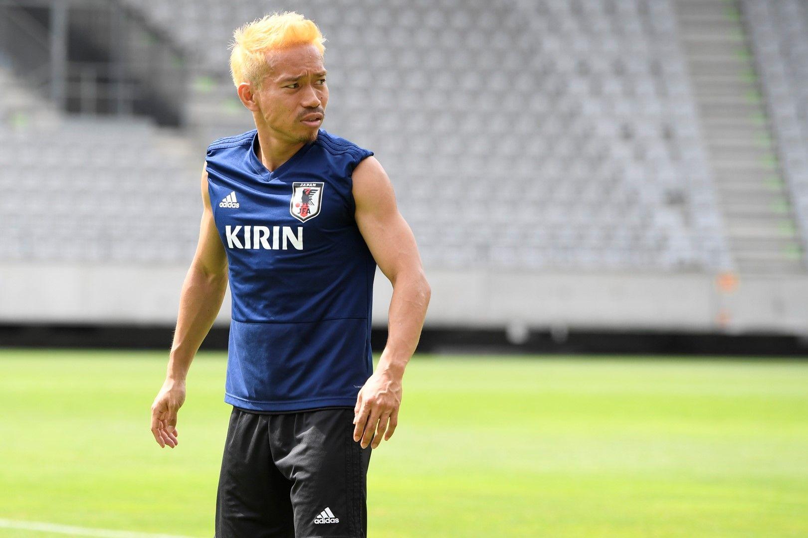 "Бившият играч на ""Интер"" Юто Нагатомо"