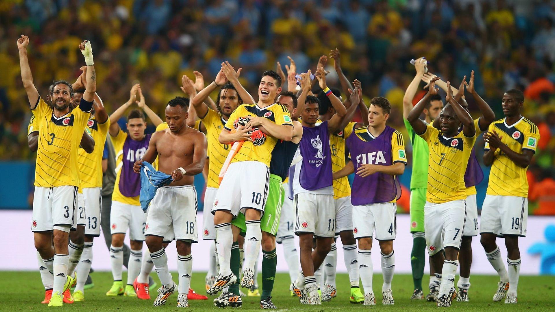 Отборите на Мондиал 2018: Колумбия отново се цели високо