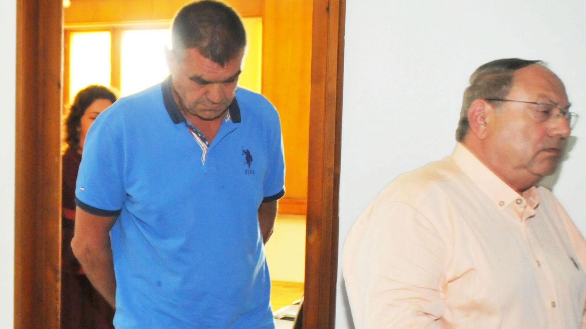 Намалиха на 4 г. присъдата на Кирил Принца, който застреля готвача си