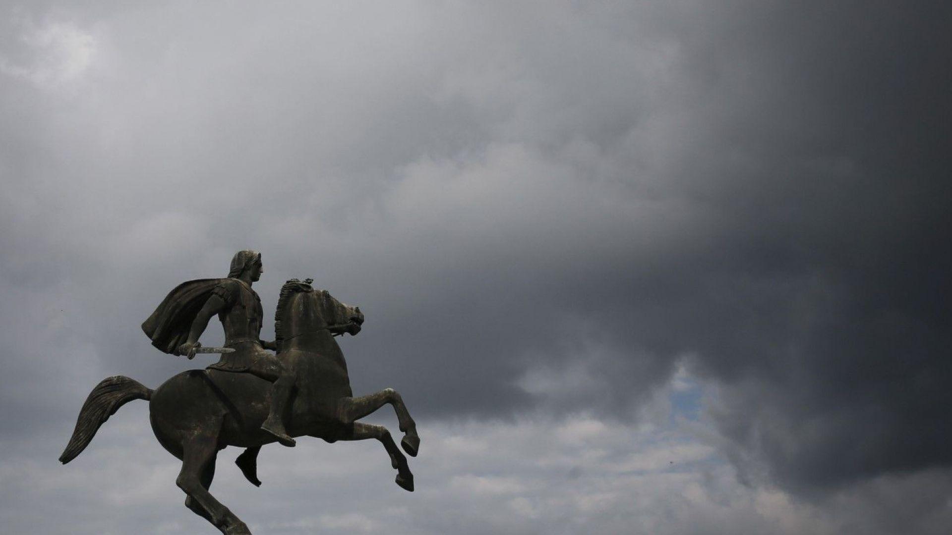 83,7 % от македонците ще избягат при първи шанс от страната си