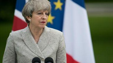 Кабинетът на Тереза Мей спечели ключов вот след компромис за Брекзит