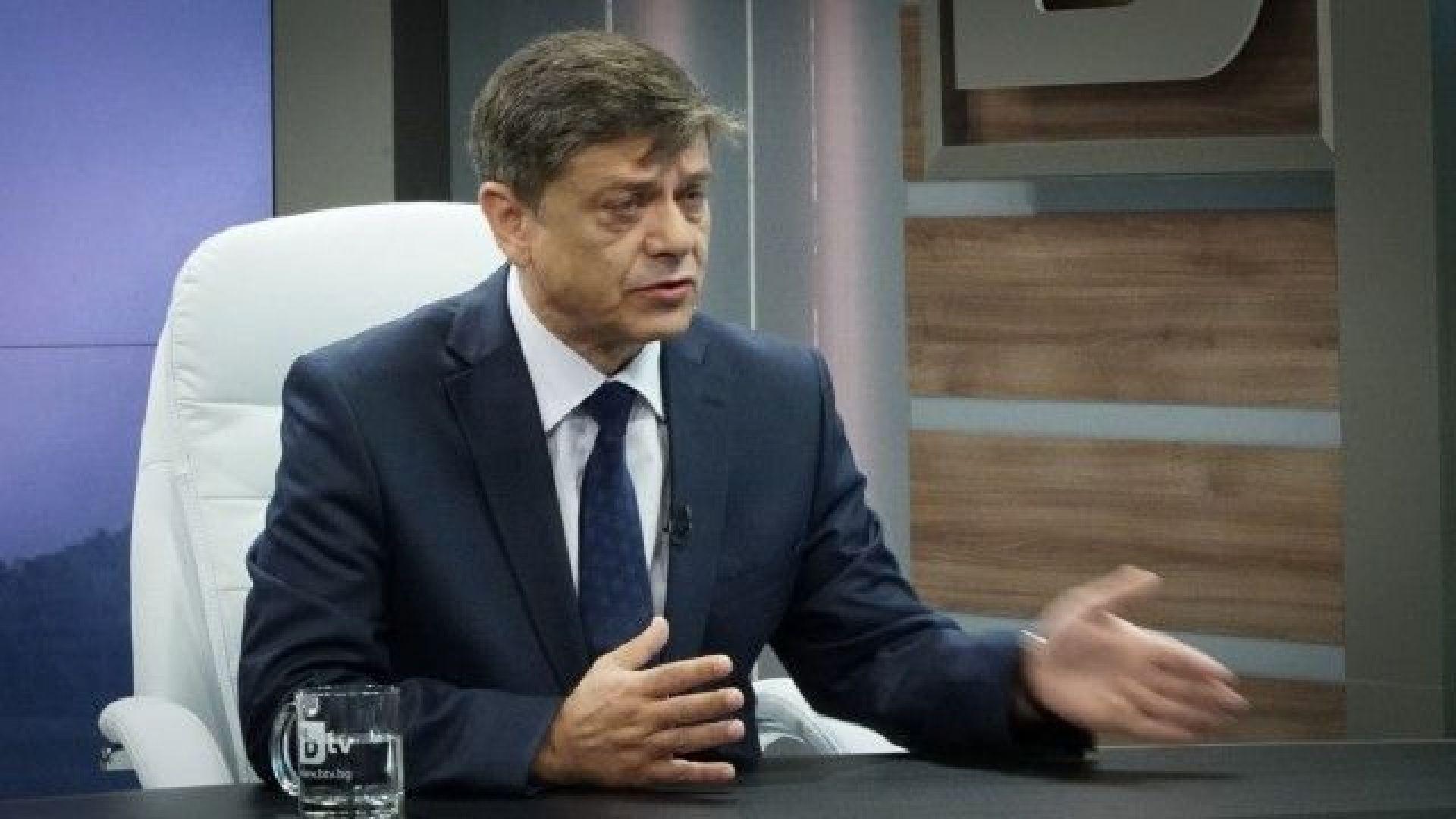 Ген. Константин Попов за Ф-16: Щом няма конкурс, как ще бъде опорочен той?