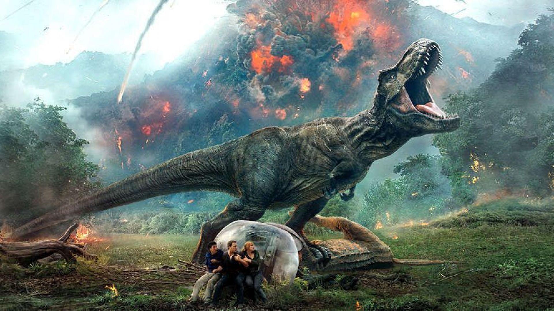 Динозаврите изпревариха Хан Соло