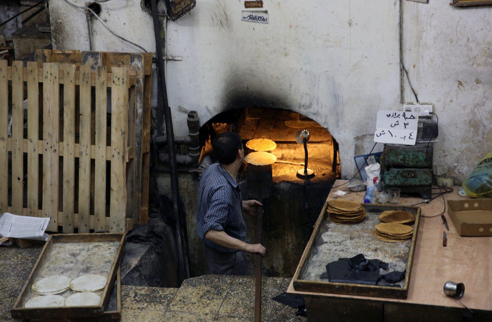 Фурна за хляб в стария Ерусалим