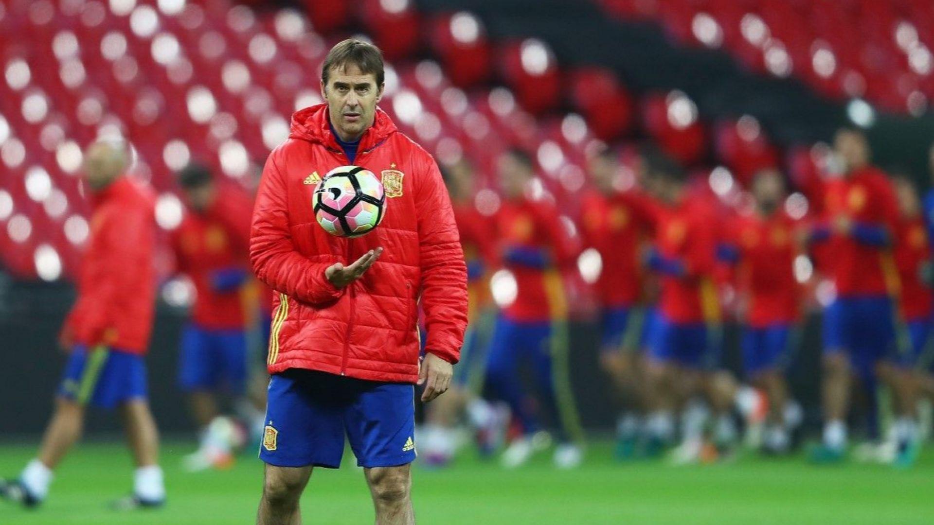 Испания сензационно уволни треньора ден преди Световното