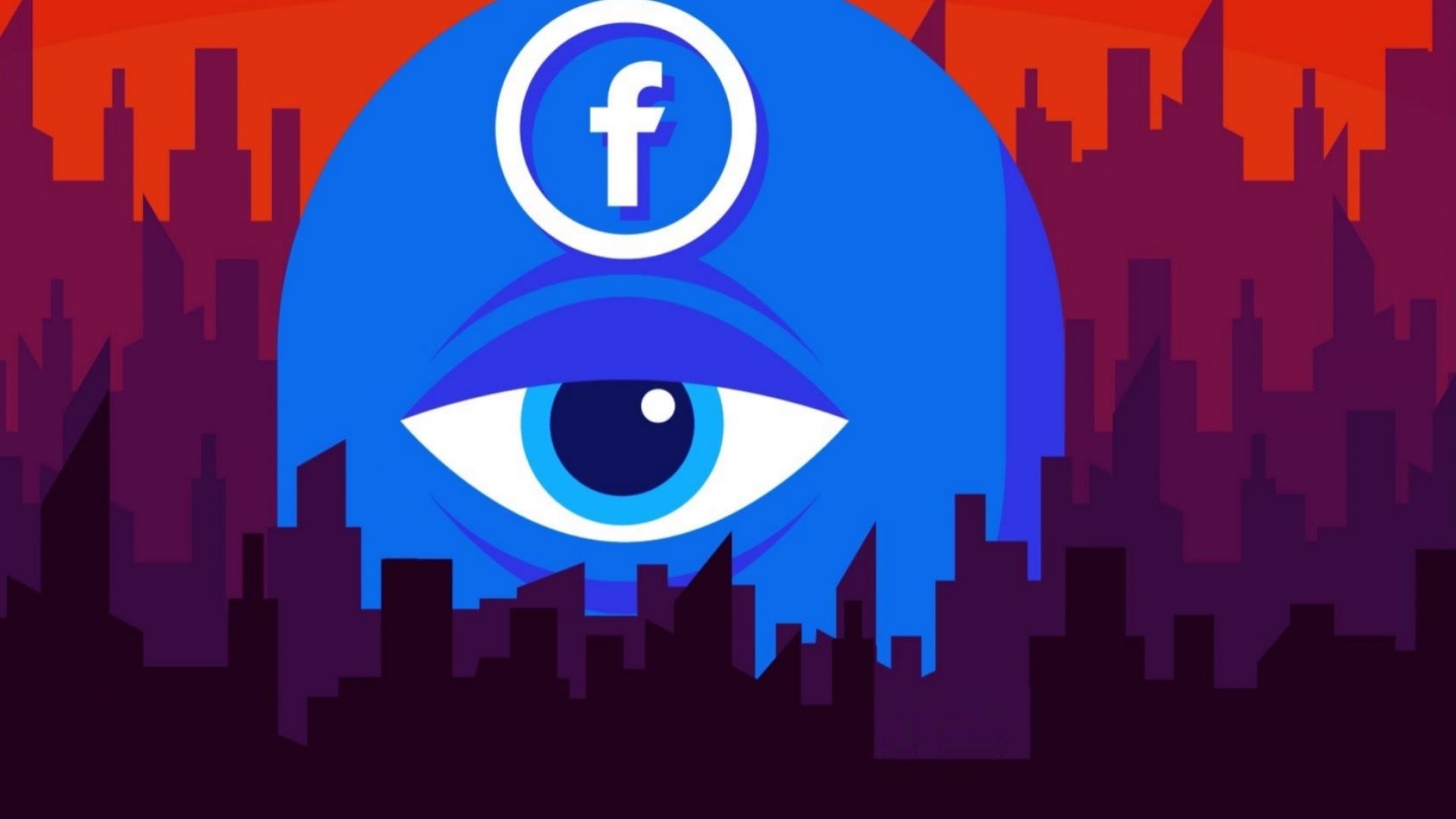 Facebook следи и хора без профил