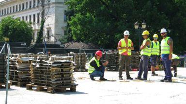Строежът на Бронзовата къща започна (снимки)